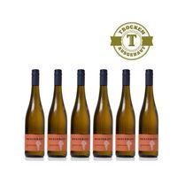 Weingut Dackermann Grauer Burgunder trocken (6 x 0,75 l)