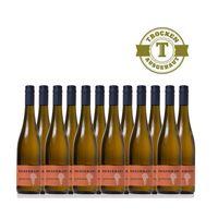 Weingut Dackermann Grauer Burgunder 2016 trocken (12 x 0,75 l)