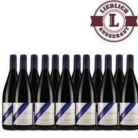 Rotwein Weingut Dackermann Rheinhessen Dornfelder mild 2017 (12 x 1,0 l)