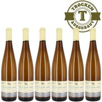 Weingut Roland Mees Nahe Kreuznacher Rosenberg Weißer Burgunder Spätlese 2015 trocken (6 x 0,75l)   – Bild 1