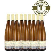 Weingut Roland Mees Nahe Kreuznacher Rosenberg Weißer Burgunder Spätlese 2015 trocken (9 x 0,75l)   – Bild 1
