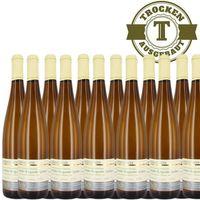 Weingut Roland Mees Nahe Kreuznacher Rosenberg Weißer Burgunder Spätlese 2015 trocken (12 x 0,75l)   – Bild 1