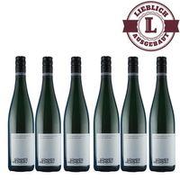 Weißwein Weingut Horst Sünner Winninger Terrassenlage Riesling fruchtig  ( 6 x 0,75 l )   – Bild 1