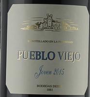Magnumflasche Rotwein Spanien Rioja Pueblo Viejo Tempranillo 2015 halbtrocken (3 x 1,5L) - VERSANDKOSTENFREI - – Bild 2