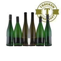 Überraschungspaket Weißwein Moselwinzer (6 x 0,75 l) - VERSANDKOSTENFREI - – Bild 1