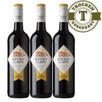 Rotwein Südafrika Stony Cape Ruby Cabernet Chinsault (3x0,75l) - VERSANDKOSTENFREI