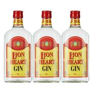 Gin Lion Heart 37,5% Vol. (3x0,7l)