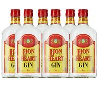 Gin Lion Heart 37,5% Vol. (6x0,7l)