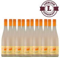 Weißwein Schropplanc (Blanc de Noir) | Trollinger Qualitätswein 2015 mild (12x0,75l) - VERSANDKOSTENFREI - – Bild 1