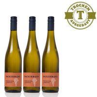 Weingut Dackermann Chardonnay & Weißburgunder trocken (3 x 0,75 l)
