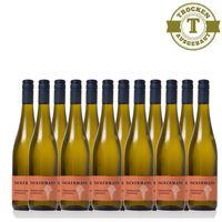 Weingut Dackermann Chardonnay & Weißburgunder trocken (12 x 0,75 l)