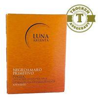 Rotwein Italien Bag in Box Luna Argenta Puglia 5,0 Liter