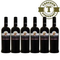 Rotwein Australien Bush Shiraz und Cabernet Sauvignon trocken (6x0,75l)