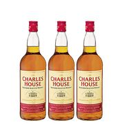 Whisky Charles House 40,0% Vol. (3x0,7l)