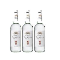 Weißer Rum White Diamonds 37,5% Vol. (3x0,7l)    – Bild 1