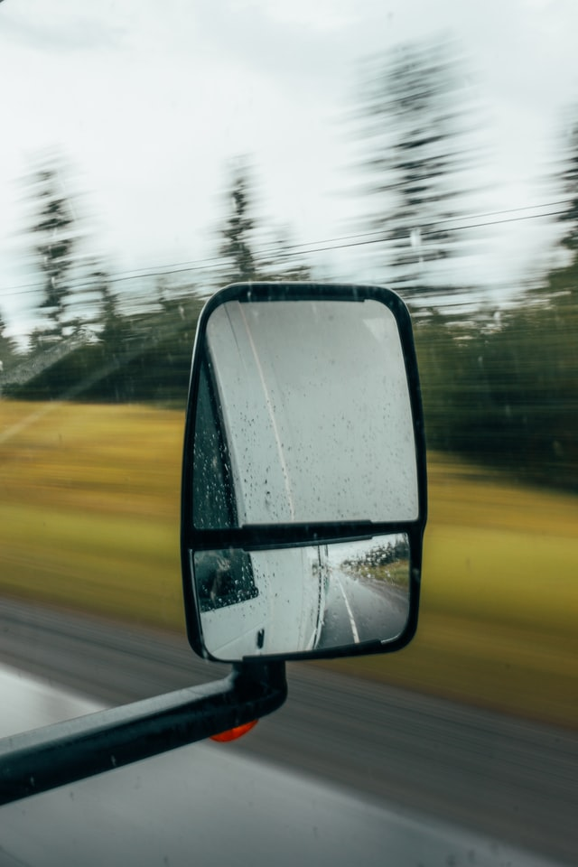 Caravanspiegel