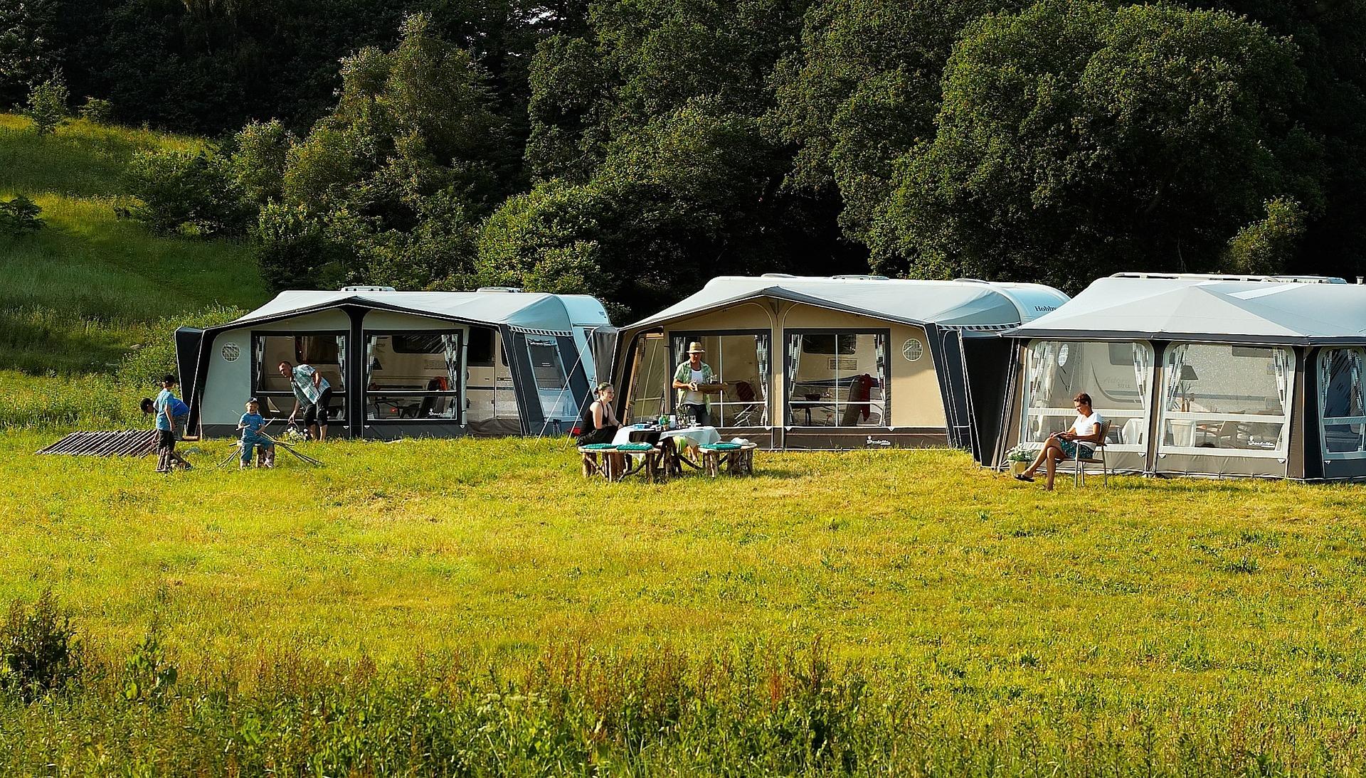 Sport und Camping