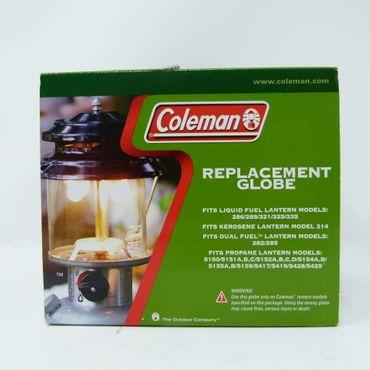 Coleman Ersatz Glas für Petroleumlampe ,Ersatzglas, neu