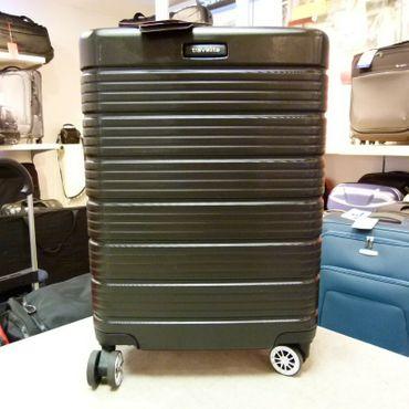 Travelite Bordgepäck SOHO, Lufthansa Trolley 4w Rollen,Schwarz,neu