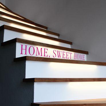 Treppentattoo - HOME, SWEET HOME – Bild 2