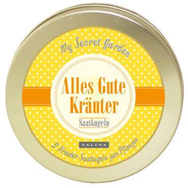 My Secret Garden / Dots / Alles Gute Kräuter – Bild 3
