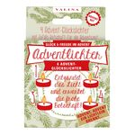 Fortunas Adventslichter - 4er Set 001