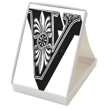 Tablo - Anmalphabet / Alphabetkarten Galerie-Box – Bild 2