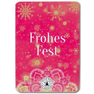 Stille Post 04 / Frohes Fest / PLUS Meditation  – Bild 2