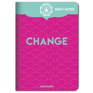 Shiny Notes 01 / Change / PLUS Meditation – Bild 1