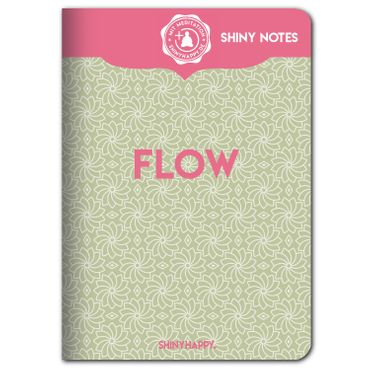 Shiny Notes 02 / Flow / PLUS Meditation – Bild 1