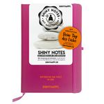 Shiny Notes / Pink A5 / PLUS Meditation / Dein Tag der Liebe 001
