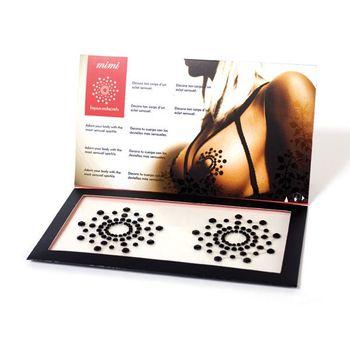Mi mi - Black nipple cover – Bild 3