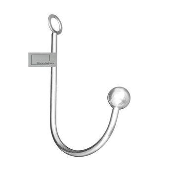 Bondage Hook mit 30mm Aluminiumkugel [Sibada]