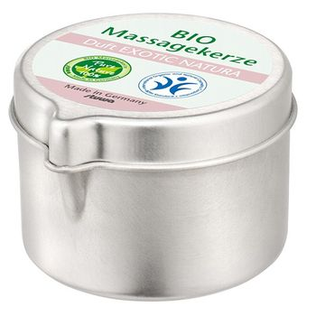 BIO Massagekerze Exotica 50ml