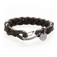 Bracelet Leather brown Bild 1