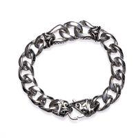 Bracelet Steel Fleur de Lis Bild 1