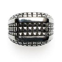 Ring Rock silver Bild 1