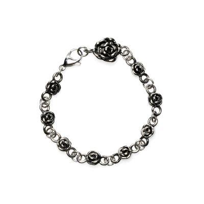 Bracelet Rose silver Bild 1