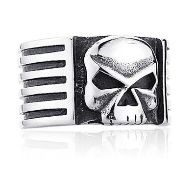 Ring Skull silver