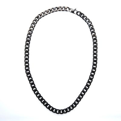 Necklace Classic Line black