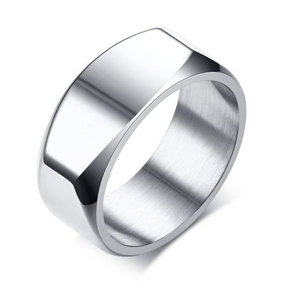 Ring Classic Line silver