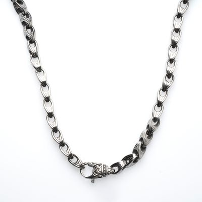 Necklace Statement silver