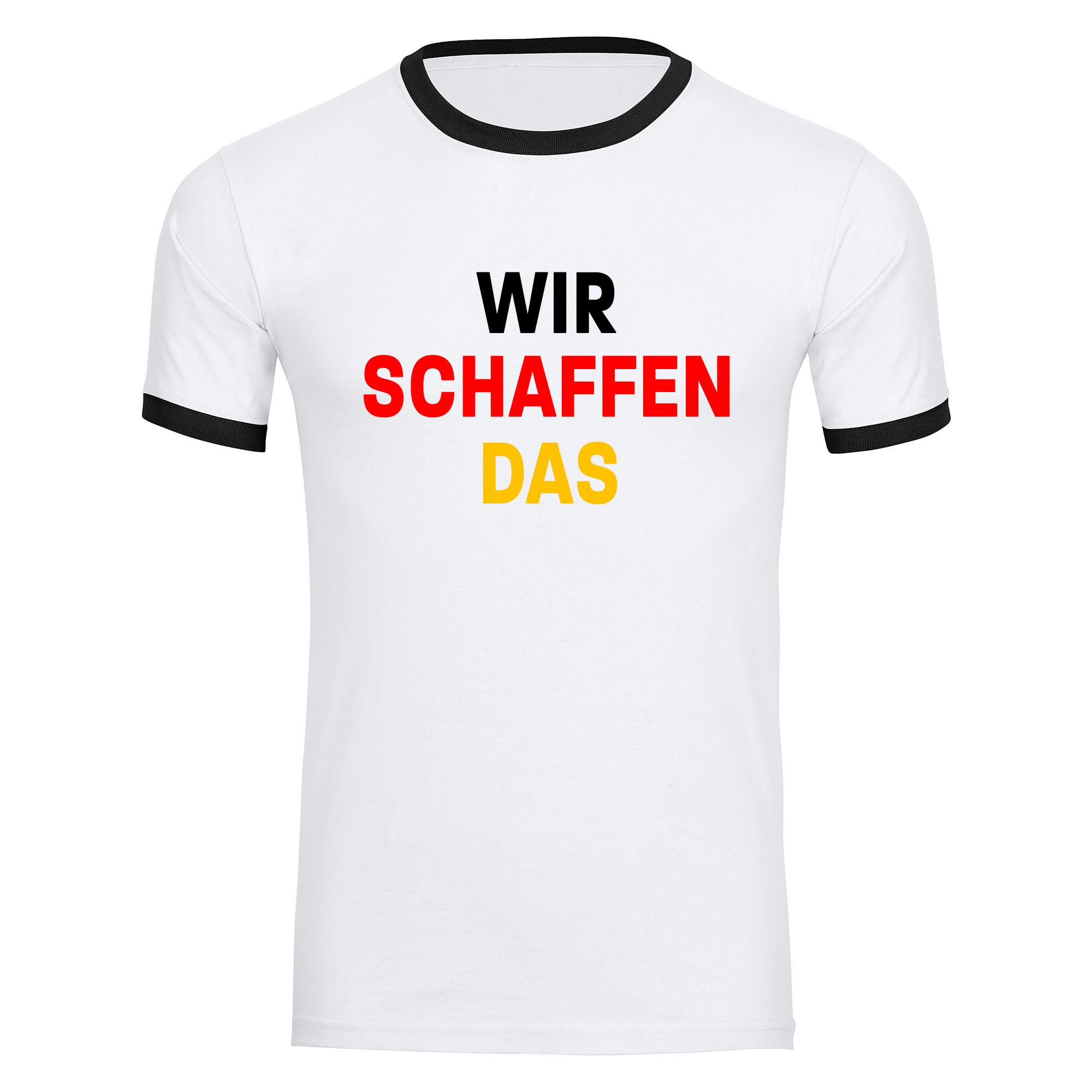 DEUTSCHLAND FANSHIRT Herren Langarmshirt S-XXL WM 2018 FUSSBALL FANARTIKEL