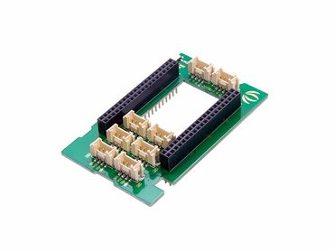 Grove Shield for Intel Joule + BME280 Breakout Board – Bild 1