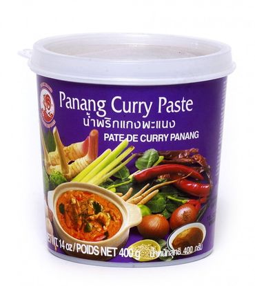 [ 400g ] COCK Panang Currypaste / Panang Curry Paste