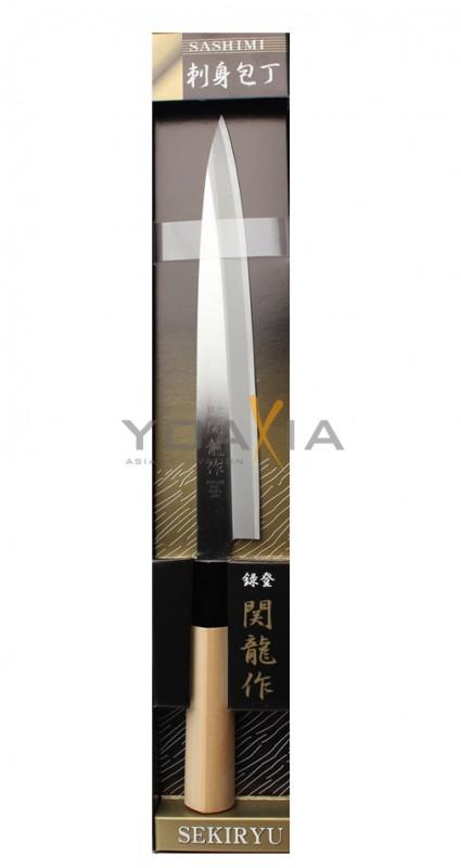 SEKIRYU [ Sashimi ] japanisches Messer / Küchenmesser MADE IN JAPAN # SR400