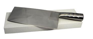 [ No.2 ] JADE TEMPLE Hackmesser 30.5cm Griff und Schneide STAINLESS STEEL