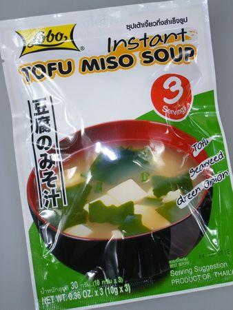 [ 30g ] LOBO Instant Tofu Miso ( fermentierte Sojapaste ) Suppe / Miso Soup