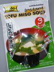 [ 30g ] LOBO Instant Tofu Miso ( fermentierte Sojapaste ) Suppe / Miso Soup 001