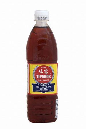 [ 700ml ] TIPAROS Fischsauce / Würzsauce mit Fischextrakt / Fish Sauce